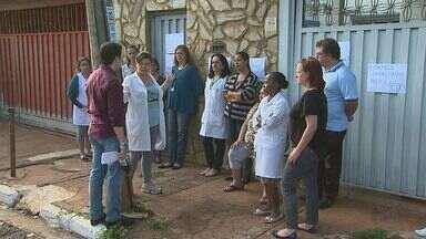 Por mais segurança, funcionários suspendem atendimento em unidade de saúde em Ribeirão - Servidores dizem que posto de saúde no bairro Geraldo de Carvalho já foi assaltado duas vezes.