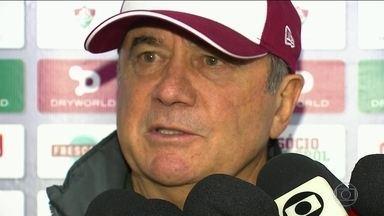 Fluminense tem chance de vencer a Chapecoense, mas amarga o empate - Fluminense tem chance de vencer a Chapecoense, mas amarga o empate