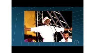 Corpo do sambista Geraldo Gamboa é velado com música e homeagens - Músico é um dos principais nomes do samba no interior do Rio.
