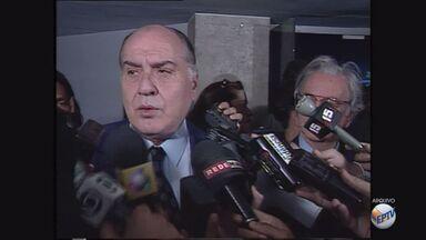Hélio Garcia, ex-governador de Minas Gerais, morre em Belo Horizonte - Hélio Garcia, ex-governador de Minas Gerais, morre em Belo Horizonte