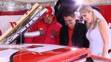 Santa Cruz do Sul recebe a 4ª etapa da Stock Car no RS - E teve até pedido de casamento no autódromo.