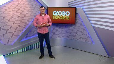 Confira o Globo Esporte desta segunda - Tem a derrota do Confiança para o Cuiabá pela Série C, a preparação do Sergipe para a Série D e muitos outros destaques.