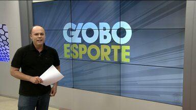 Assista à íntegra do Globo Esporte CG desta Segunda-feira (06/06/2016) - Veja quais os destaques.