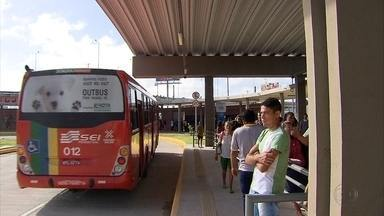 Novo TI Joana Bezerra é aprovado pela população - Terminal era para ter sido entregue em 2011.