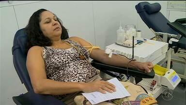 Hemope de Petrolina começou a campanha para a doação de sangue no período junino - Durante o período das festas de São João é importante que o estoque de bolsas de sangue esteja com um bom número
