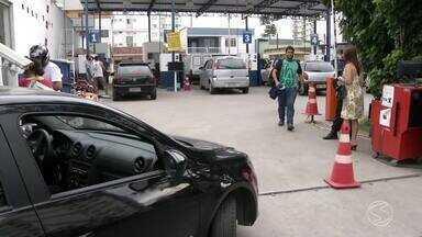 RJTV mostra com está situação das vistorias nos postos do Detran na região - Muitos motoristas não conseguem agendar vistoria em algumas cidades do Sul do estado.