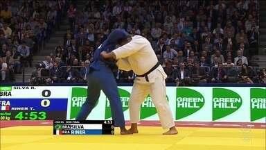Rafael Silva, o Baby, analisa o gigante Teddy Riner, francês campeão mundial e olímpico - Judoca peso-pesado lembra que já fez boas lutas contra o judoca