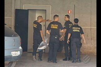 PF investiga esquema de fraudes na saúde - Quatro municípios do estado receberam operação da PF.