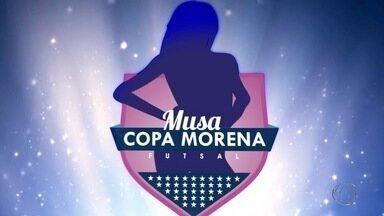 Conheça Andreia e Cláudia, candidatas a Musa da Copa Morena - Conheça Andreia e Cláudia, candidatas a Musa da Copa Morena