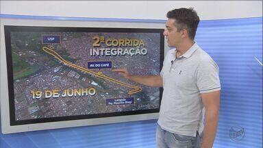 Inscrições para Corrida Integração em Ribeirão Preto, SP, acabam nesta quarta-feira (15) - O Geraldo Neto, que também vai participar da prova, tem novidades.