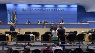 Vereadores derrubam veto e mantêm reajuste de salários de servidores em Campo Grande - Vereadores derrubam veto e mantêm reajuste de salários de servidores em Campo Grande