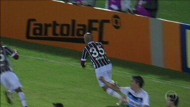 Fluminense deve contar com Marcos Júnior para enfrentar o Corinthians pelo Brasileirão - Jogador entra no lugar de Maranhão.