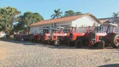 Polícia Civil de Tambaú investiga roubo de tratores - Onze máquinas foram apreendidas e vítimas estão sendo chamadas para o processo de reconhecimento.