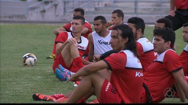 É hoje: Campinense jogo com vantagem de perder por um gol para ser campeão - Raposa mantém certo mistério, mas time não deve ter muitas dificuldades para montar um time competitivo.