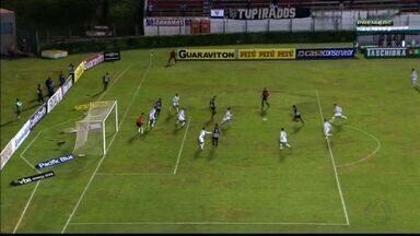Luverdense empata com o Tupi-MG pela Série B do Brasileiro - Luverdense empata com o Tupi-MG pela Série B do Brasileiro