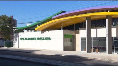 Inaugurada a Casa Mulher Brasileira em Curitiba - O espaço foi aberto hoje com um ano de atraso
