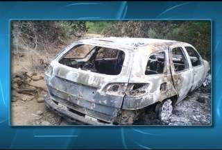 Corpo de feirante desaparecido é localizado em Rio Pardo de Minas - Corpo estava próximo ao carro do taxista de Janaúba, também desaparecido.