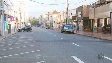 Área 1 de estacionamento rotativo da Zona Azul passa a valer em Poços de Caldas (MG) - Área 1 de estacionamento rotativo da Zona Azul passa a valer em Poços de Caldas (MG)