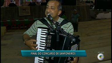 Final do Concurso de Sanfoneiros acontece em Petrolina - O evento faz parte da programação do São João do Vale