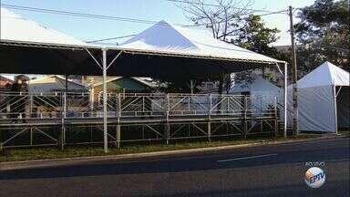 2ª Corrida Integração acontece neste final de semana em Ribeirão Preto, SP - Atletas que participarão da prova estão na expectativa para o início da corrida.