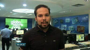 Confira os destaques do GloboEsporte.com/ce desta sexta-feira (17) - Confira mais em globoesporte.com/ce