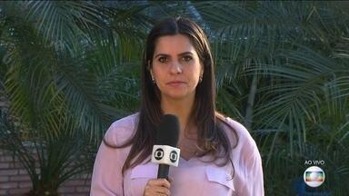 PF descobre esquema de lavagem de dinheiro que envolve empresa ligada a avião de Campos - A Polícia Federal faz uma operação para investigar empresas suspeitas de participar da compra do avião que caiu com o ex-governador de Pernambuco e ex-candidato à Presidência, Eduardo Campos.