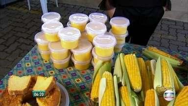 Nutricionista esclarece dúvidas sobre a importância do milho para a saúde - Ana Valéria Toscano explica o valor nutricional de cada alimento produzido a partir do milho.