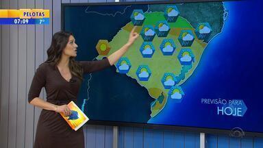 Tempo: terça-feira (21) tem chance de formação de geada no Campos de Cima da Serra, RS - Ao longo da semana, a temperatura deve subir.