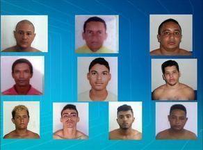 Fuga: em Cristalândia 13 presos fogem de cadeia, mas um é recapturado - Fuga: em Cristalândia 13 presos fogem de cadeia, mas um é recapturado
