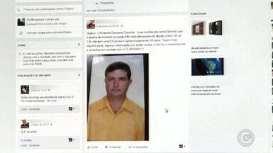 Corpo de rapaz é encontrado em matagal em Tabapuã - O corpo do funcionário de um posto de combustíveis de Guapiaçu (SP), Roberto Donizete Conchal, de 43 anos, que estava desaparecido há duas semanas, foi encontrado nesta segunda-feira (20) em um matagal de Tabapuã (SP). Segundo a polícia, ainda não há suspeitas sobre o motivo do crime.