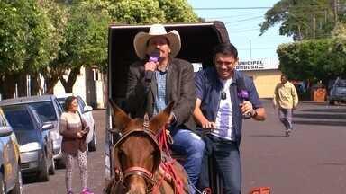 A voz dos rodeios - O Revista deSábadoencontra o Asa Branca, um dos mais famosos locutores de rodeio do país. Ele tem uma ligação especial com a cidade de Turiúba.