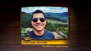 #SelfieTerradeMinas: fotos mostram pontos turísticos e paisagens de Minas Gerais - Imagens destacam locais como o santuário do Caraça, o mercado de Diamantina e as montanhas de Ouro Preto.