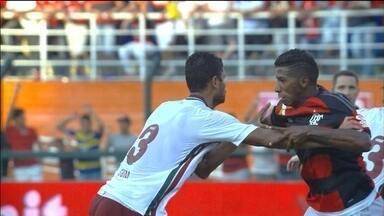 Flamengo e Fluminense se enfrentam neste fim de semana em Natal, pelo Brasileirão - Com o Maracanã fechado para a Olimpíada, clássico carioca será disputado no Rio Grande do Norte