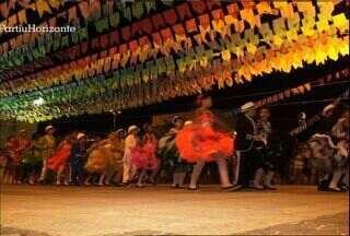 Horizonte tem São João como padroeiro e celebra período com festas e quadrilhas - Partiu também visita Sítio das Artes.