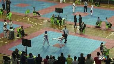 Londrina sedia o Campeonato Brasileiro de Taekwondo no fim de semana - Atletas de quatro categorias disputam as medalhas.