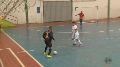 Andradas e Campanha fazem a final da Taça EPTV de Futsal na tarde deste sábado (25) - Andradas e Campanha fazem a final da Taça EPTV de Futsal na tarde deste sábado (25)