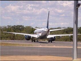 Número de passageiros das companhias aéreas de Montes Claros cai 34% - Com os altos preços, muita gente tem deixado de viajar de avião.