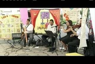 Em Ipatinga, termina a primeira edição da 'Virada da Educação' - Projeto tem como objetivo integrar comunidade e escolas municipais.