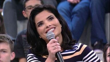 Vanessa Giácomo relembra sua trajetória na televisão - A atriz procura semelhanças em suas personagens
