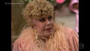 Relembre a irreverente Dercy Gonçalves no especial 'Cocó, My Darling' - Especial foi ao ar em 1988