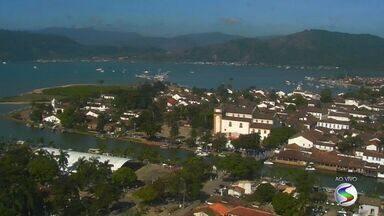 Veja previsão do tempo para o sábado no Sul e Costa Verde do RJ, onde Flip chega ao 4º dia - Máxima não deve passar dos 25° C na Cidade Histórica, que recebe muitas atrações neste fim de semana de festa literária.