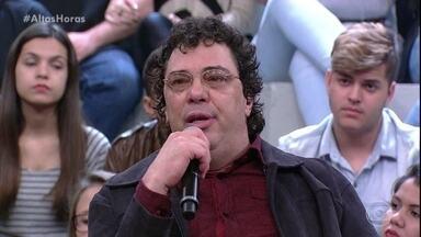 Casagrande fala sobre Sócrates e relembra problema com as drogas - Comentarista lança livro que conta sua história com o irmão