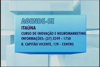"""ACE e CDL oferecem curso de capacitação em Itaúna - O curso """"Inovação e Neuromarketing"""" acontece nos dias 19, 20 e 21 de julho. Veja como participar."""