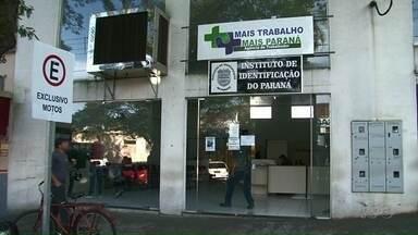 Instituto de Identificação de Cianorte está em novo endereço - Instituto está funcionando no mesmo prédio da Agência do Trabalhador