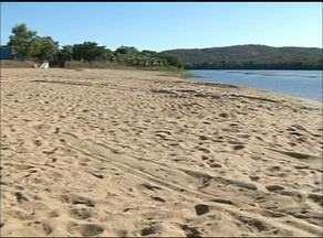 São Salvador atrai turistas de fora do Tocantins para as praias da cidade - São Salvador atrai turistas de fora do Tocantins para as praias da cidade