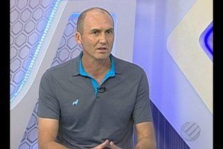 Gilmar Dal Pozzo participa do Globo Esporte - Treinador do Papão comenta sobre campanha na Série B e Copa do Brasil.