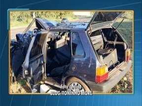 Acidentes com vítimas fatais são registrados na região - Imprudências no trânsito podem causar colisões graves.