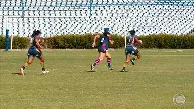 Fim de semana movimentado para os atletas do Rugby de todo o Nordeste - Fim de semana movimentado para os atletas do Rugby piauiense
