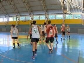 Meninas do basquete de Venceslau se preparam para os Jogos Regionais - Elas querem aproveitar o bom momento para sair com o ouro.