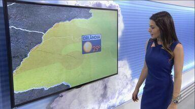 Massa de ar seco predomina sobre a região de Ribeirão Preto, SP - Confira a previsão do tempo para esta terça-feira (5).